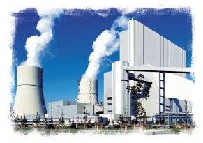 La centrale di Schwarze Pumpe