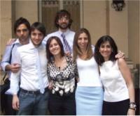 Francesco Leo, Alessio Mastroianni, Maria Grazia Catizone,Federico Bollati, Simona Tito, Maria Lucia Rossi Pincelli
