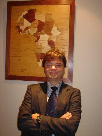 Gianpaolo Bruno, Direttore Ufficio di Johannesburg dell'ICE