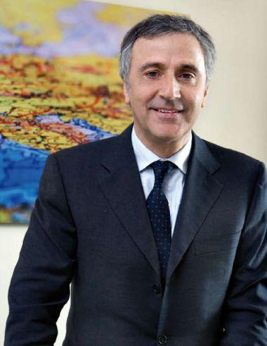 Salvatore Pinto, presidente e amministratore delegato di EGL Italia