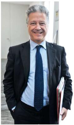Adolfo Spaziani, direttore generale Federutility