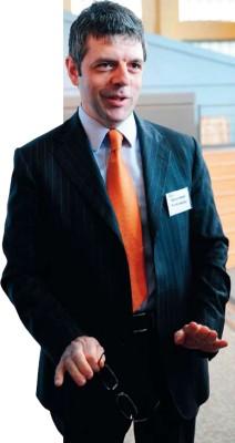 Marco Golinelli, Vice President Power Plants Wärtsilä