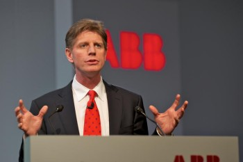 Joe HOgan, CEO di ABB