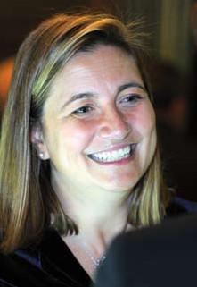 Annamaria Arcudi, amministratore delegato di Plurigas