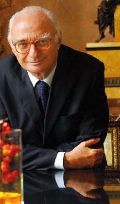 Pasquale De Vita, presidente dell'Unione Petrolifera
