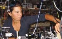 Francesca Ferlaino, ricercatrice presso l'Università di Innsbruck