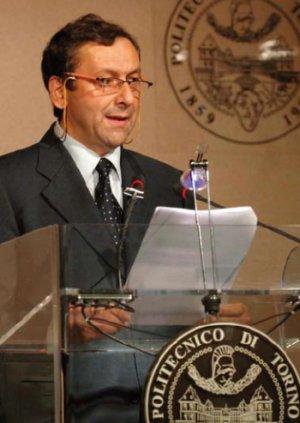 Francesco Profumo, rettore del Politecnico di Torino