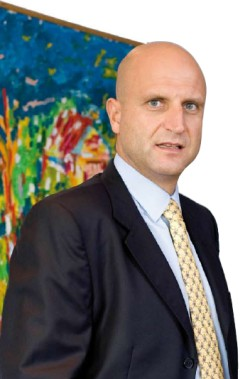 Gianfilippo Mancini, direttore Generazione ed Energy management Gruppo Enel