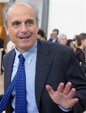 Claudio De Albertis, presidente ANCE