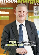Nuova Energia 6 | 2015 - cover story
