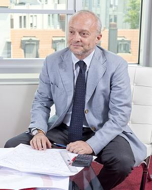 Gianluca Veneroni, Country Manager of EDP Renewables in Italy
